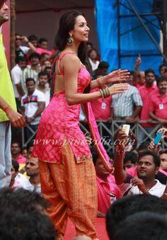 Rakhi Sawant, Malaika Arora at Janmashtami celebrations in Mumbai | PINKVILLA
