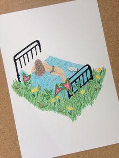 #illustration #lidyaraujo
