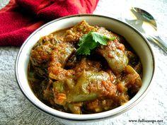 Brinjal Curry  http://www.fullscoops.net/2014/04/brinjal-curry-recipe.html