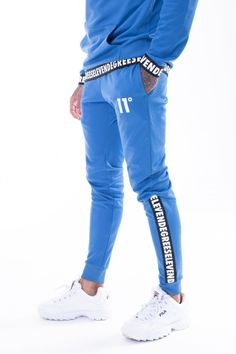 32 Degrees Cool Pants Sports Running Jogging Bottoms Joggers Blue Age 5-6