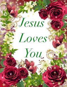 ❤️Jesus Loves You