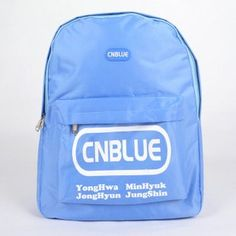 Kpop  CNBLUE  fashion  backpack