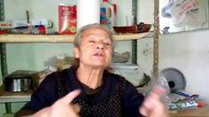 Nonna grillina Voglio vuta' a Beppo Grillo vutatelo tutti imperdibile (+...