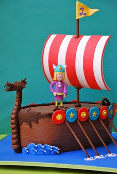 Viking cake | moxy.mx