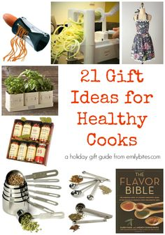 21 Gift Ideas for Cooks