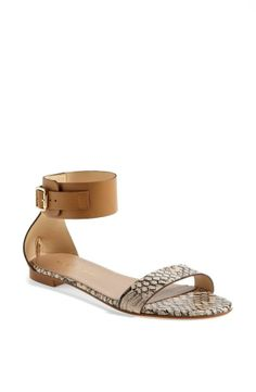 Is it summer yet? cute sandals...