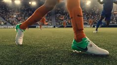 Nike: My Time is Now (by Wieden+Kennedy, USA)