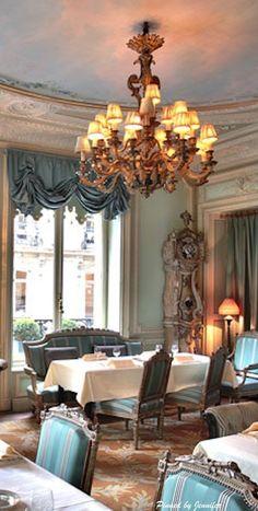 Laduree Salon, Paris