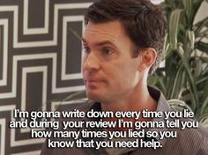Jeff Lewis, Flipping Out. I love this show ! Really Funny Pictures, Funny Pics, Funny Stuff, Funny Quotes, Hilarious, You Lied, Told You So, Jeff Lewis Design, Bravo Tv