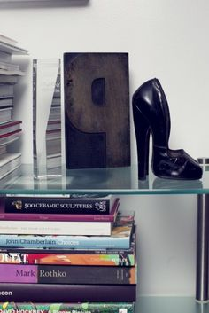 """I hand-make every pattern and every heel to ensure the beauty that's in my sketchbook can be transformed into an object that not only looks beautiful, but also performs in a woman's life."" http://www.thecoveteur.com/paul-andrew/"