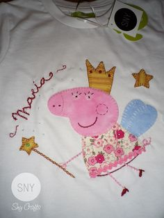 Camiseta Peppa pig!
