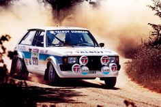 Lotus Talbot Sunbeam (1980) – You might remember the Chrysler Sunbeam, also known as the Talbot Sunbeam. The Sunbeam had a short life due to the takeover of Chrysler Europe by PSA. But in 1980, Henri Toivonen won the 29th Lombard RAC Rally in one, and in