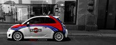 Fiat 500 Abarth Martini