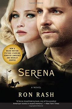The year is 1929, and newlyweds George and Serena Pemberton arrive in North Carolina to create a timber empire. Although George has already lived in the camp long enough to father an illegitimate child, Serena is new to the mountains—but she soon shows herself to be the equal of any worker, overseeing crews, hunting rattlesnakes, even saving her husband's life in the wilderness.Serena tie-in: A Novel by Ron Rash