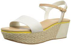 Cole Haan Women's Arden Platform Wedge Sandal => For more information, visit now : Wedge sandals