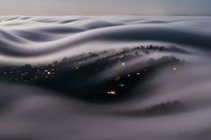 """Colossal on Twitter: """"This Long-Exposure Photo Captures Marin County in a River…"""