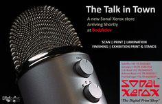 Sonal Xerox Digital Print Services: The Talk in Town