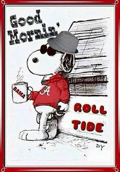 Roll Tide ~ Check this out too ~ RollTideWarEagle.com for sports stories, scores and college football tutorial that informs and entertains. #CFB #Collegefootball #Bama