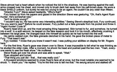 Sooo I started new fanfic about how Steve and Bucky meet Ryan and this is the first part. :) Please give me your feedback!