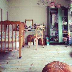Bobさんの、杏のベッド,杏のタンス,リビング,のお部屋写真