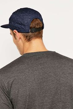 Shop Herschel Supply co. Quilted Glendale Classic Navy Cap at Urban Outfitters today. Navy Cap, 5 Panel Cap, Herschel Supply Co, Caps Hats, Latest Fashion, Urban Outfitters, Classic, Style, Derby