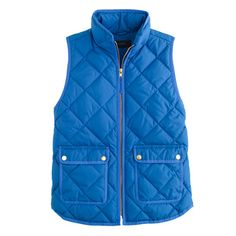 Need a Medium… haven't found any yet. :/  J.Crew - Excursion quilted vest