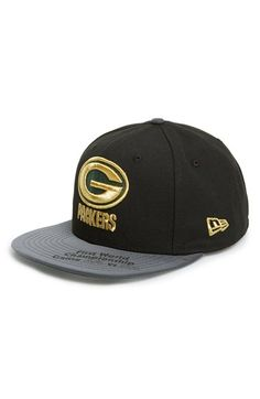 New Era Cap 'Green Bay Packers - SB I' Snapback Cap