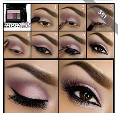 Perfect eye makeup!!