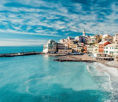 Places To Travel, Places To See, Travel Destinations, Italy Vacation, Italy Travel, Travel Europe, Genoa Italy, Italy Sea, Puglia Italy
