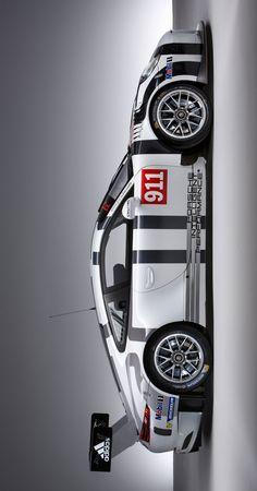 Porsche 911 R racing car unveiled. CAR magazine UK explains the racing version of the 991 RS Porsche 356, Porsche Motorsport, Porsche Cars, Gt Cars, Race Cars, Images Terrifiantes, Gp Moto, Sports Car Wallpaper, Best Muscle Cars