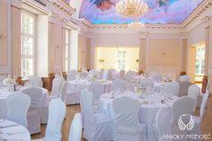 3. Roman Wedding,Table decor / Rzymskie wesele,Dekoracja stołów,Anioły Przyjęć