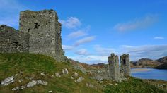 Photograph Dunlough Castle, Ireland by Justin Sanders on 500px