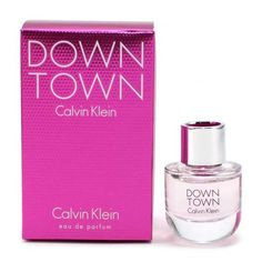 Get the most amazing deal at the home of Designer Fragrances, Luxury Perfume, for Down Town by Calvin Klein. Free U.S Shipping on all orders over $59.00.