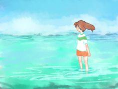 再会 Howels Moving Castle, The Cat Returns, Kiki Delivery, Studio Ghibli Movies, Spirited Away, Totoro, New Wave, Nerdy, Otaku