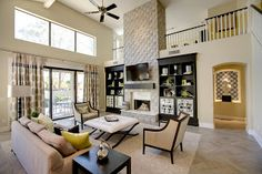 flooring and fireplace