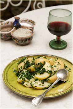 תפוחי אדמה פרובנס מבושלים ביין - לימור תירוש