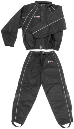 Frogg Toggs Hogg Togg: Waterproof and breathable.  Frogg Eyzz reflective piping provides better visibility at night.  Full cut for active use and ease of wear over insulated clothing.