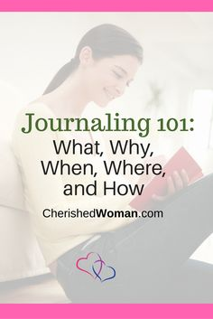 """Journaling is the art and practice of writing to yourself. Some people say that journaling is an adult version of """"Dear Diary,"""" but it's so much more than chronicling your day. It's about getting t…"""