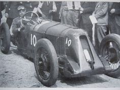The resurrection of the famous Brooklands racing special, Nanette. Built in 1925 by Mr Felix Scriven, a Yorkshireman with a penchant for Fair Isle sweaters. This historically important, 90mph race winning Brooklands car hadn't been seen in it's original form since the 1920's.