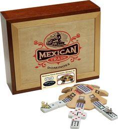 Mexican Train Dominoes Front Porch Classics http://www.amazon.com/dp/B003G9ZQQA/ref=cm_sw_r_pi_dp_3NTiub0PZGTEN
