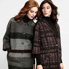 It's not easy to keep up appearance when it's below zero, but don't let dreary weather totally ruin your style. #winterlook For more information about this look, contact Janet or send a message to Janet at jmajev @wbyworth.com. By appointment only.