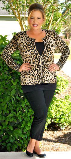 Perfectly Priscilla Boutique - Good Girl Gone Wild Cardigan, $38.00 (http://www.perfectlypriscilla.com/good-girl-gone-wild-cardigan/)