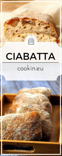 Ciabatta mit Lievito Madre - und alles, was man über Lievito Madre, den italienischen Sauerteig, wissen muss...