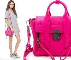 Fall Fashion Handbag Trends: Micro Mini Mania