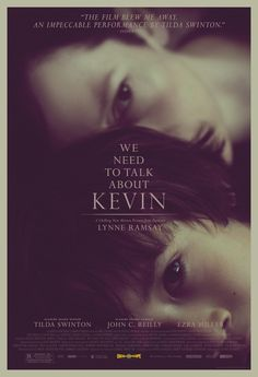 We Need to Talk About Kevin (Lynne Ramsay, 2011) Design by P+A / Mojo