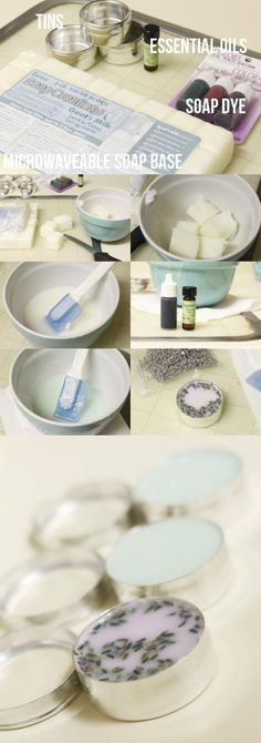 Easy Soap Making Recipes