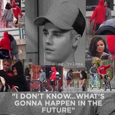 I'm so happy.  #justinbieber #jelena #selenagomez #beliebers #selenator #selenators #jelena2017