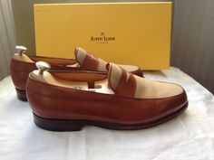 PRICE DROP: JOHN LOBB Size 8.5-9