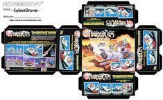 Mini Thundertank Toy Box by CyberDrone on DeviantArt