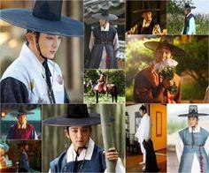 Lee Jun Ki is Forever Gorgeous in New BTS Stills as Scholar Who Walks the Night | A Koala's Playground